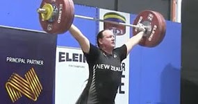 "GET THIS: Dames Freak When a Man Identifying as a Woman ""Wins"" a Female Weightlifting Competition"