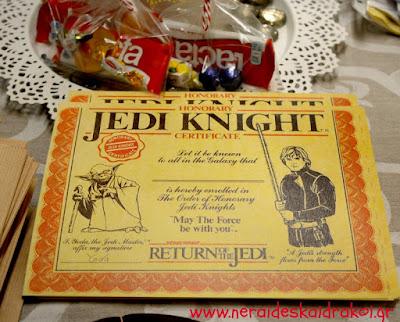 certificate jedi