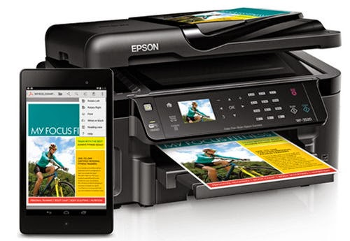 Epson print with android