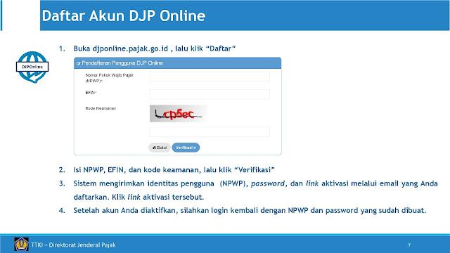 E Form-djp-online
