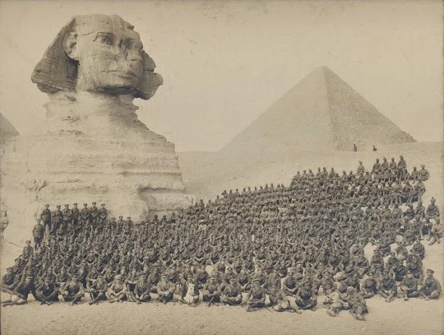 Egito: 12 fotos para compreender e se apaixonar de uma vez pela sua história