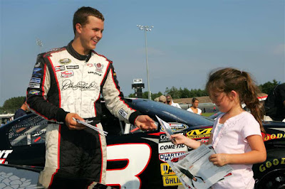 Trevor Bayne - NASCAR stars who got their starts in the K&N Series