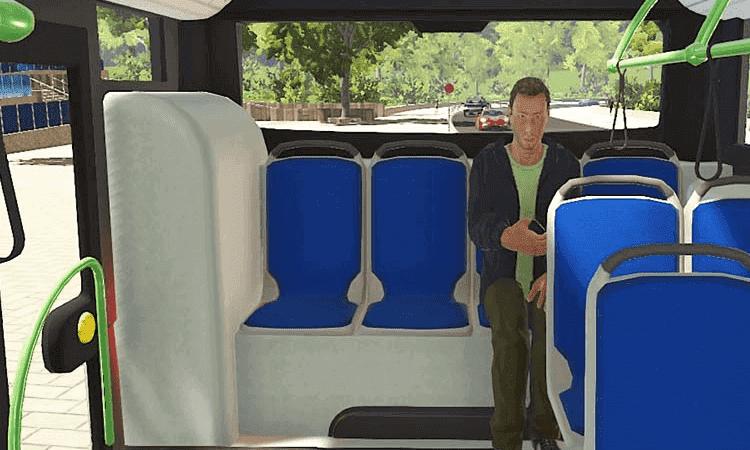 تحميل لعبة قيادة الباصات bus simulator 16 برابط واحد