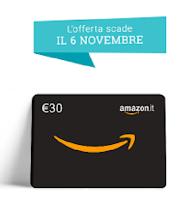 Logo Altroconsumo: per te un buono Amazon da 30€