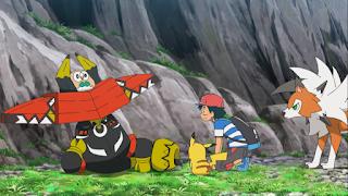 Capitulo 32: Pokémon Sol y Luna Ultraaventuras latino