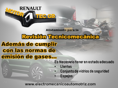 Motortec GB Taller Renault