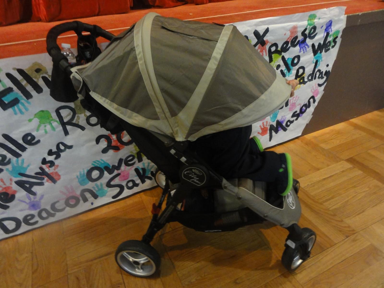Strollerqueenreviews Baby Jogger City Mini 4 Wheel