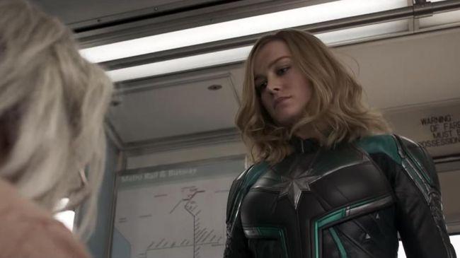 'Captain Marvel' Lampaui Angka Tiket Prajual 'Wonder Woman'