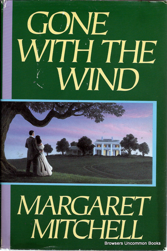 Gone With The Wind Original Book Cover | www.imgkid.com ...