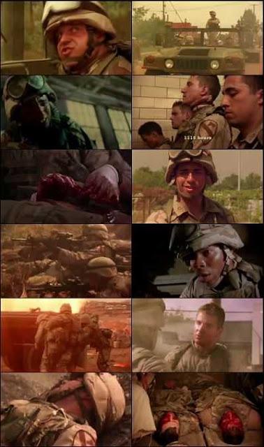 American Soldiers (2005) Dual Audio Hindi - English 300mb BluRay