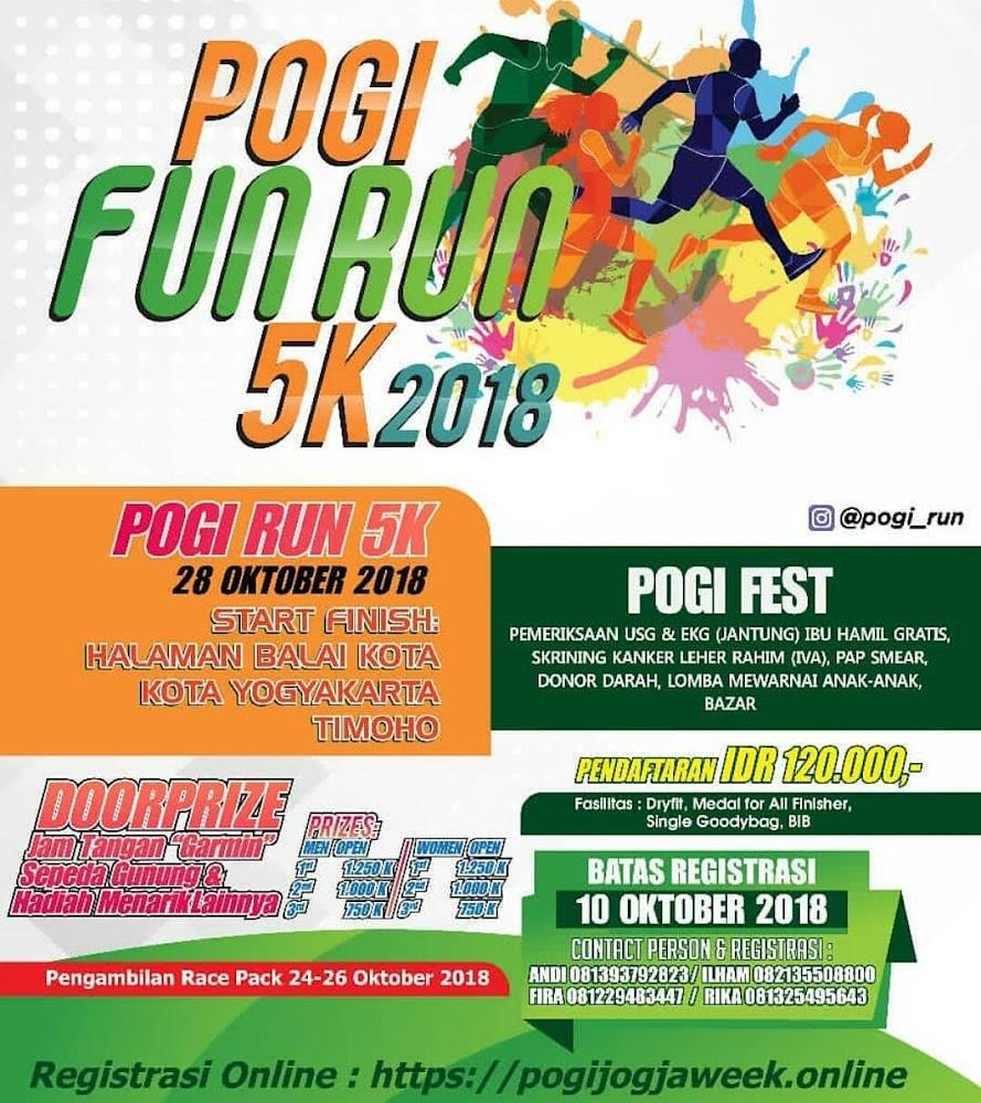 POGI Fun Run • 2018