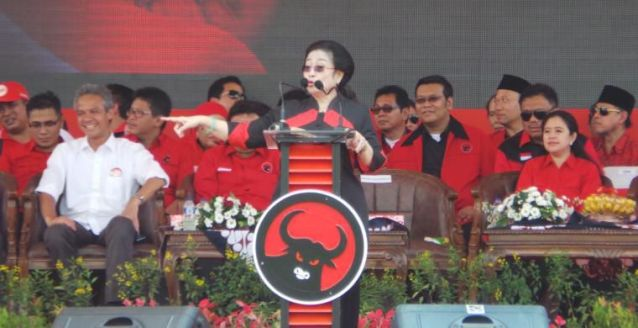 Di Depan Relawan Ahok, Megawati Curhat soal Dikalahkan SBY di Pilpres 2004