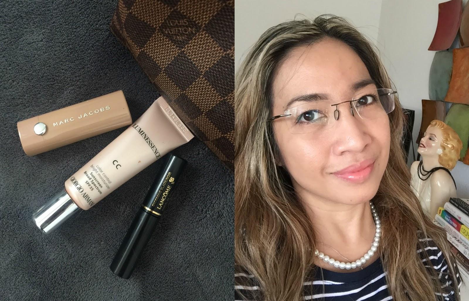 no makeup makeup, marc jacobs nude sheer gel lipstick understudy