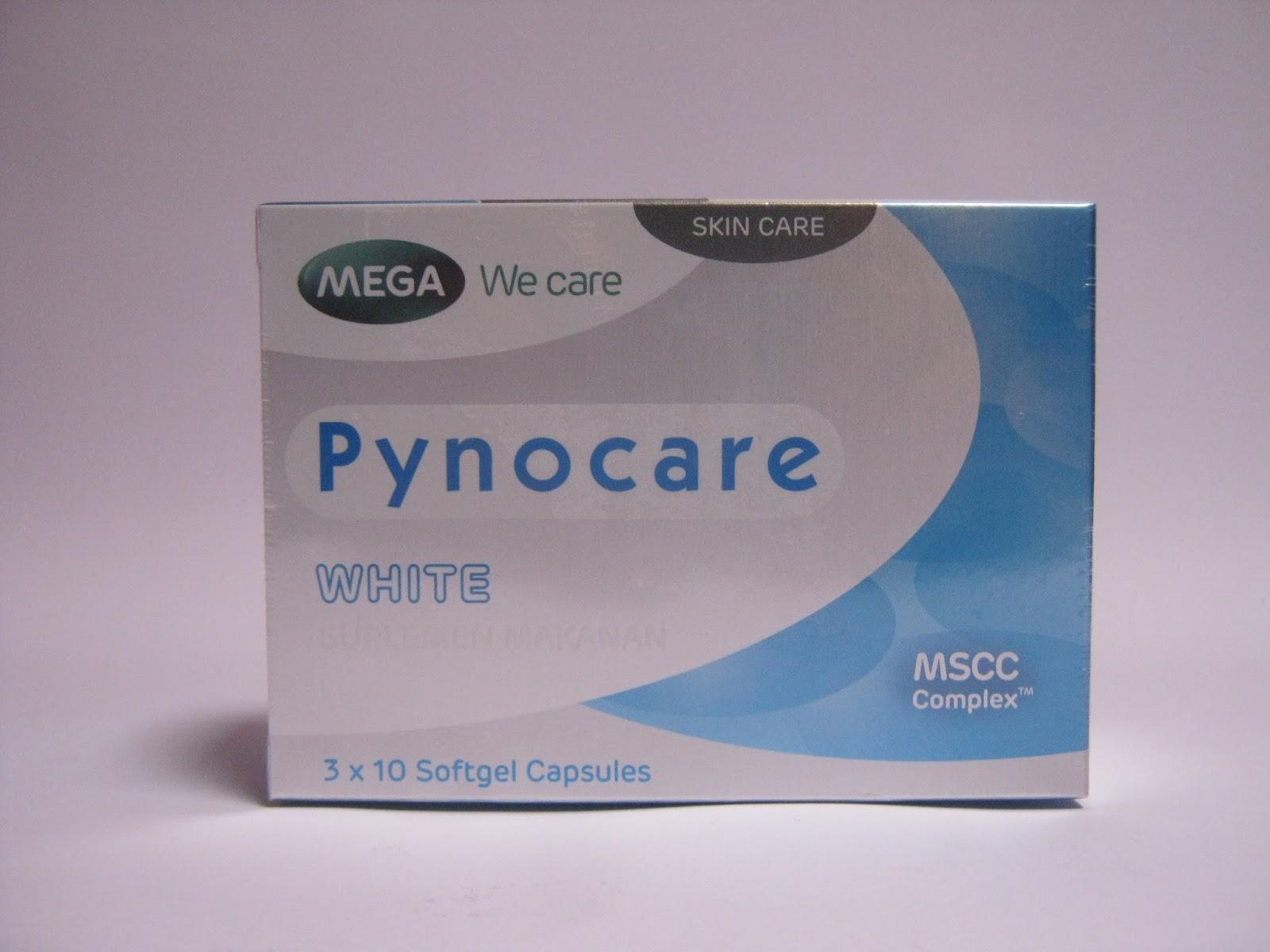 Suplemen Pynocare White