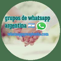 grupos de whatsapp argentina 🇦🇷 90🔗