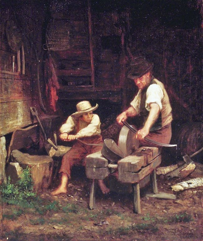 eastman women Eastman johnson (american painter, 1824-1906) was an american painter who helped establish the metropolitan museum of art best known for his genre paintings of scenes from everyday life, he also painted portraits of the famous & not so famous.