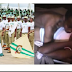 Another Married Female Corper Caught In The Act By Soldiers in NYSC Camp