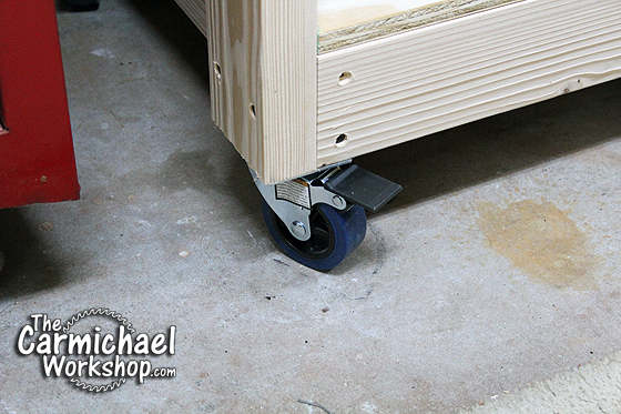 Easy 2x4 Workbench by The Carmichael Workshop