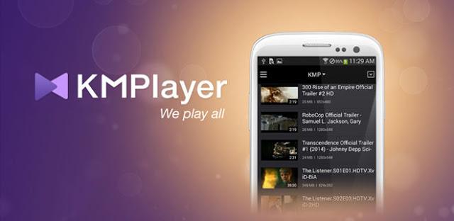 تحميل تطبيق KMPlayer Pro v2.0.1 مدفوع للاندرويد
