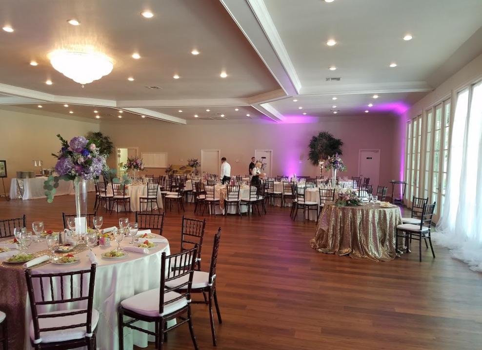 The Arbor Tyler TX Wedding Venues