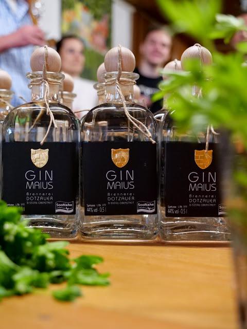 Der Gin Maius aus dem Soonwald.