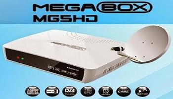 ATUALIZAÇÃO MEGABOX MG5 HD V7.24 – 29-03-16