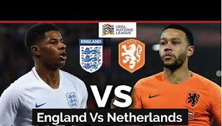 مشاهدة مباراة انجلترا وهولندا بث مباشر 06-6-2019 دوري الامم الاوروبية