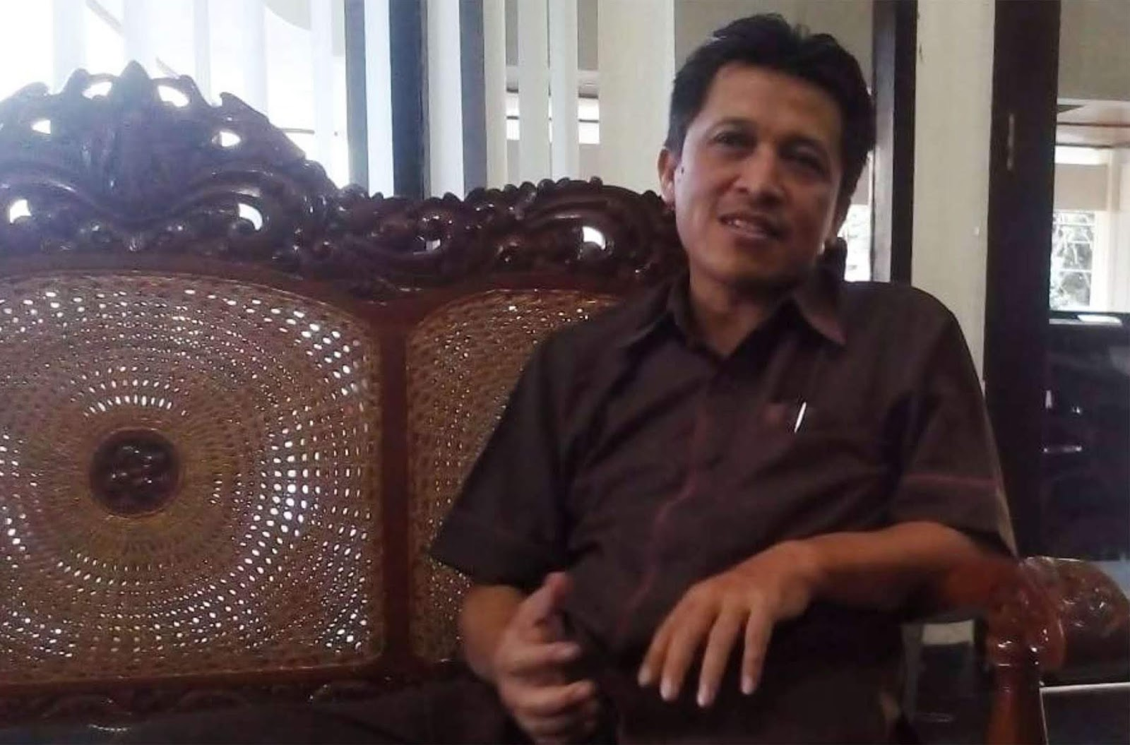 Afif Himbau Anggota DPRD Dalam Reses Jangan Berkampanye