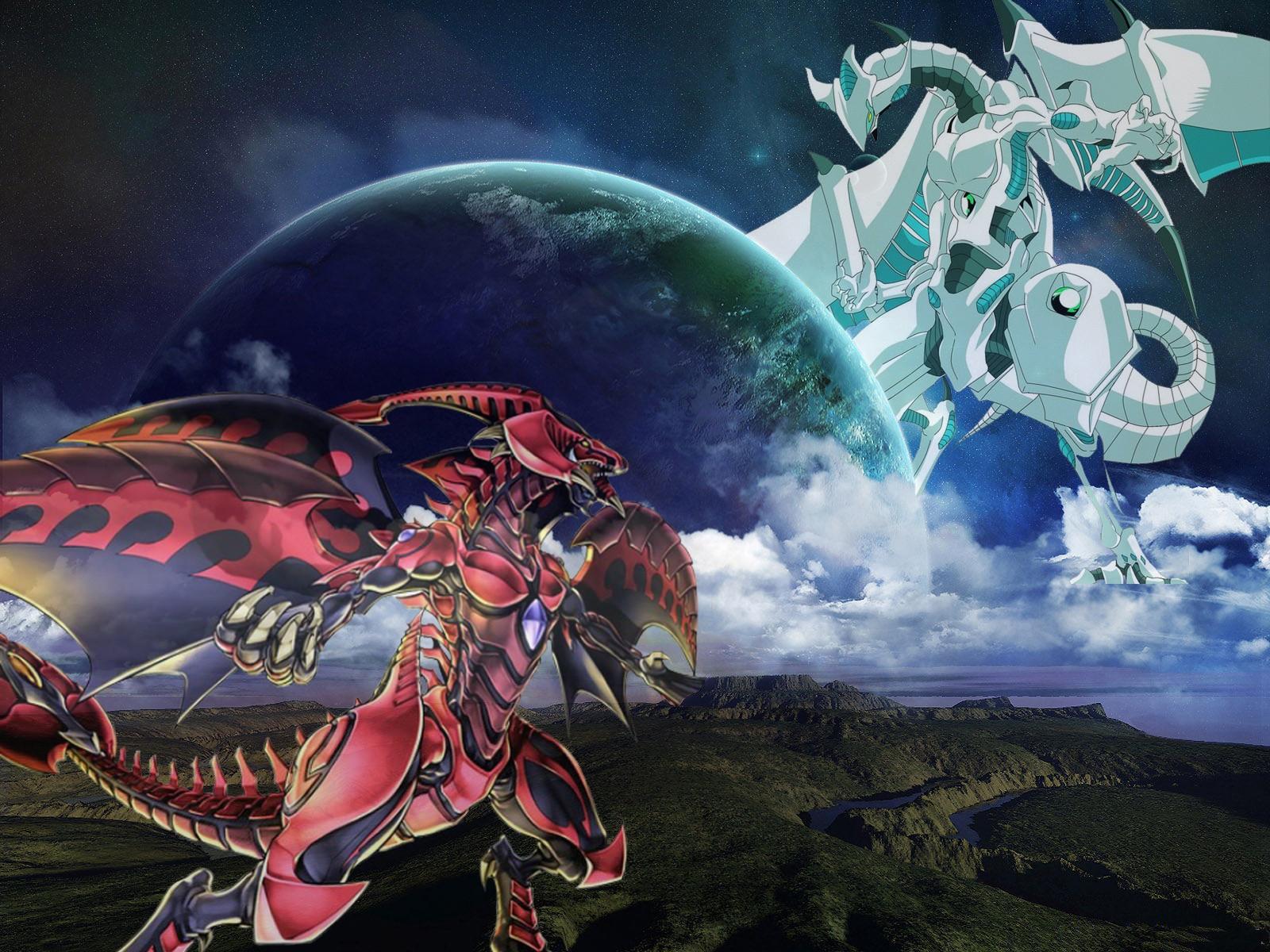 Red Nova Dragon Wallpaper Guild [King of ...
