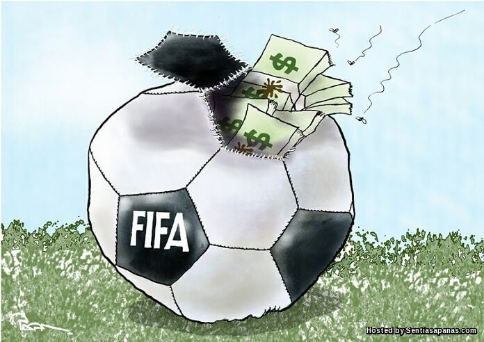 Piala Dunia FIFA: Pihak Mana Sebenarnya Yang Mengaut Keuntungan Lumayan?