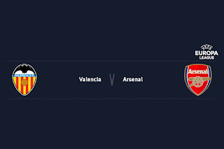 Match Preview Valencia v Arsenal Europa League