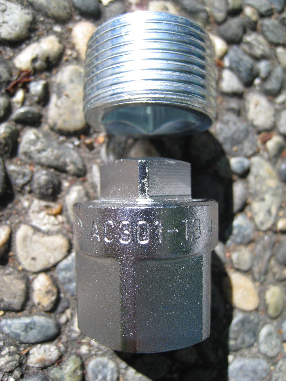 Subaru and Nissan 13mm KTC Differential Drain Plug Socket