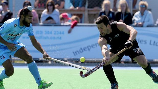 India vs New Zealand Hockey
