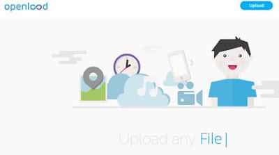 Openload sube tus archivos en la nube sin límites