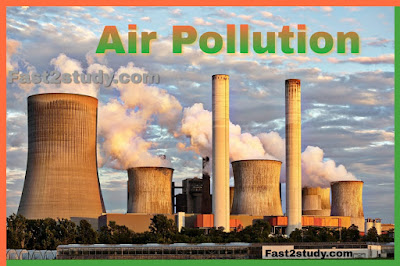 What is Air Pollution? Definition, Source, Effect, Prevention