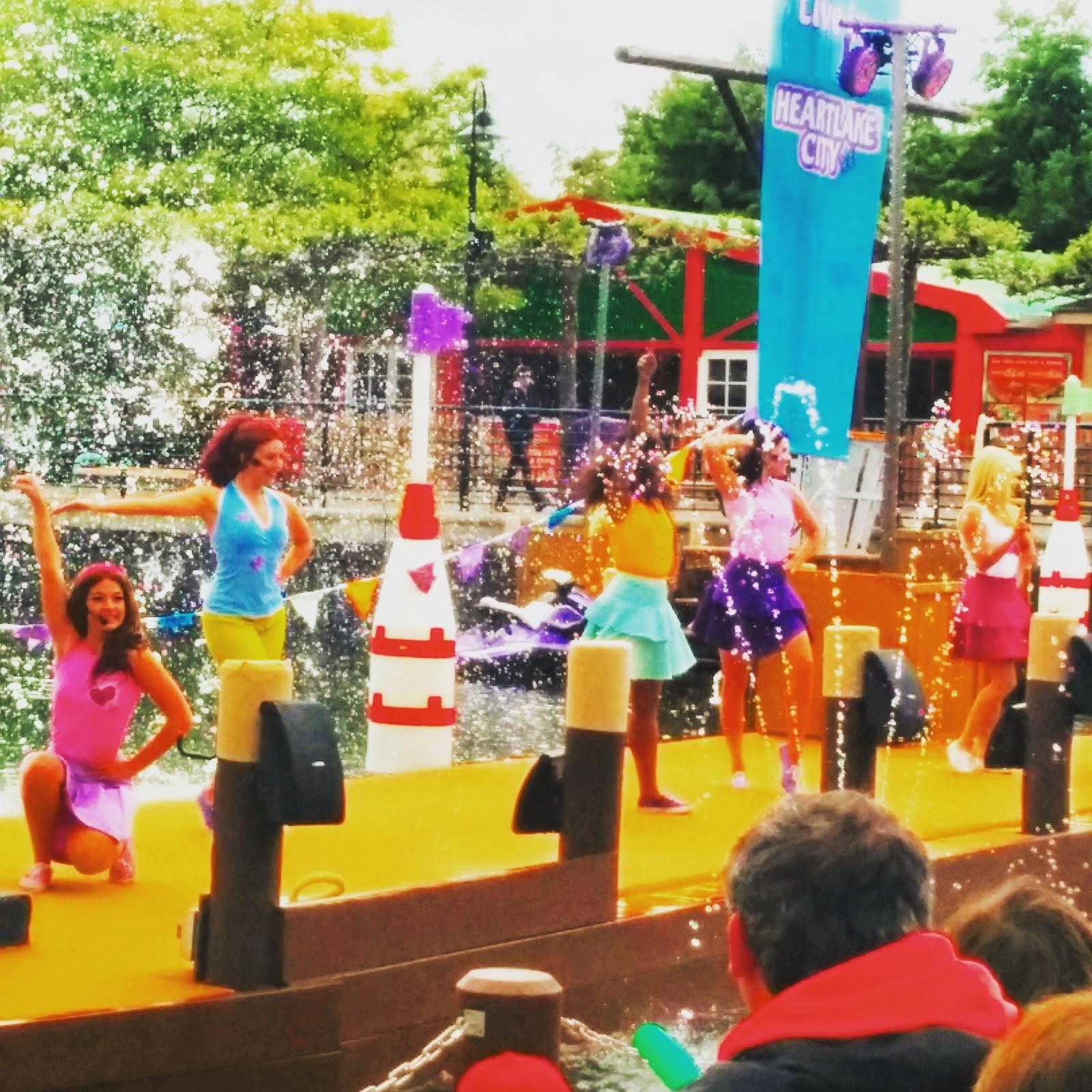 Heartlake Times Friends Display At Legoland Billund: A Mothers Ramblings: Heartlake City And A Day At LEGOLAND