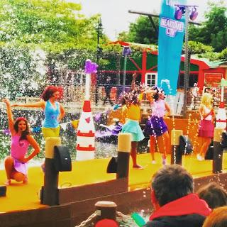 Heartlake City Show at LEGOLAND