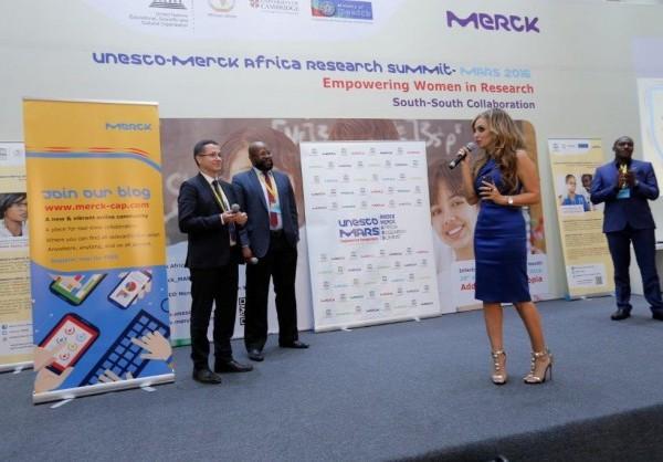 About 2016 MARS award winners:  'Best African Women Researchers Award'