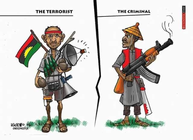 ABUSE OF BIAFRAN TEENAGE GIRLS BY THE NIGERIAN ARMED