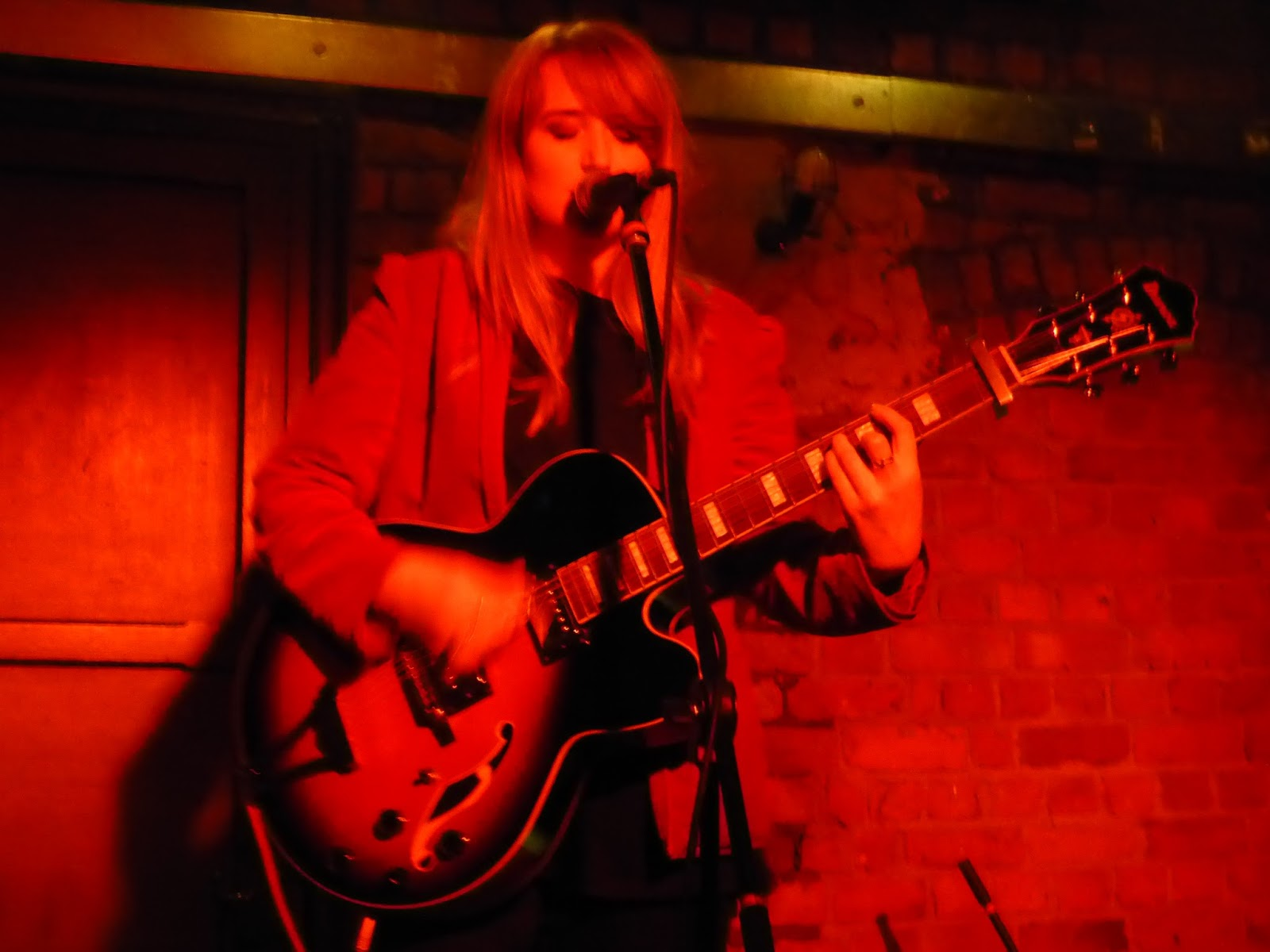 EVEN THE STARS: Hannah Lou Clark - Salford Eagle Inn - 22nd