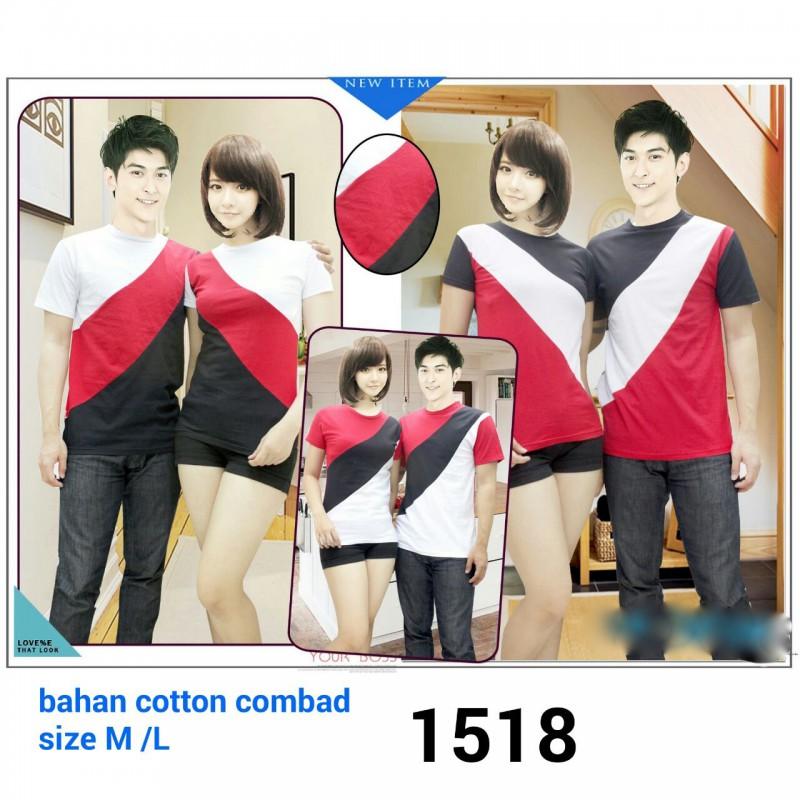 Jual Baju Couple Kaos Tilt - 24163