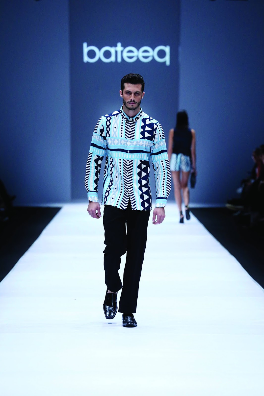 BATEEQ SPring-SUmmer 2017 - Jakarta Fashion Week