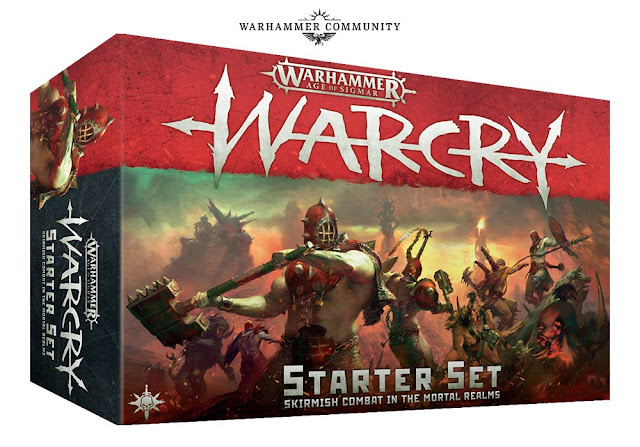 WarCry Age of Sigmar