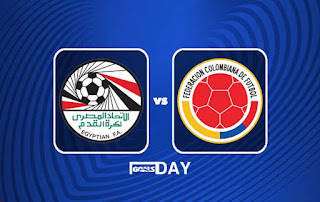 Egypt vs Colombia – Highlights
