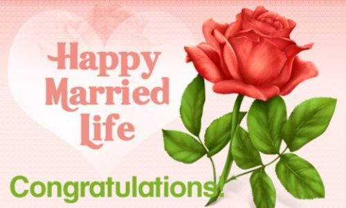 Marriage Wishes, SMS, Messages In Hindi Language 2017