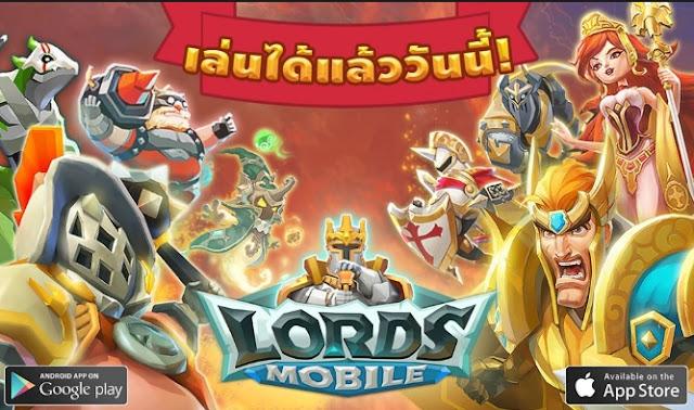 Lords Mobile v1.41 Mod Apk Data Terbaru
