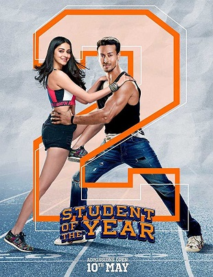 Student of the Year 2 (2019) Full Movie Hindi pDVDRip 480p