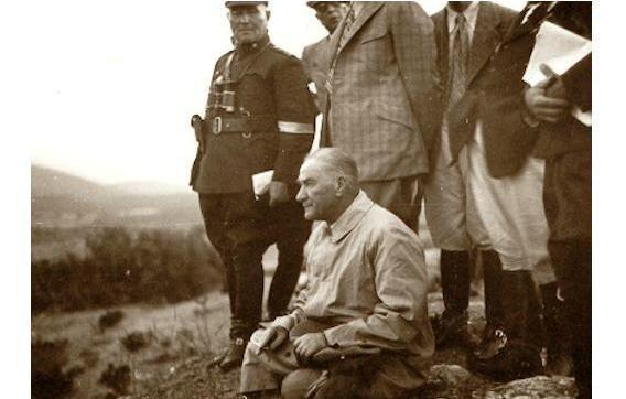 Atatürk Cumhuriyet Vatan