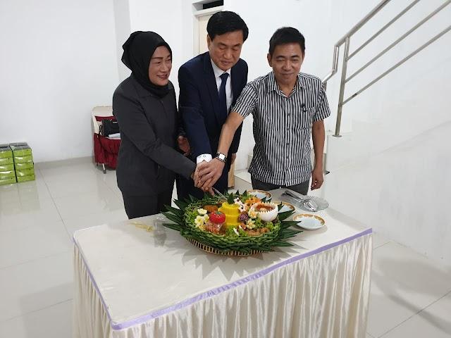Kantor PT Tobell Trading Indonesia Diresmikan