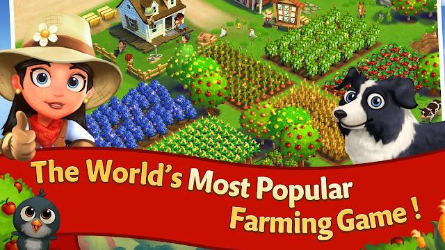 Download FarmVille 2 Country Escape Mod APK Unlimited Keys